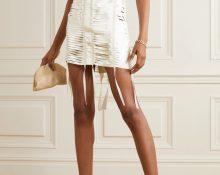 Платье-жалюзи от Givenchy