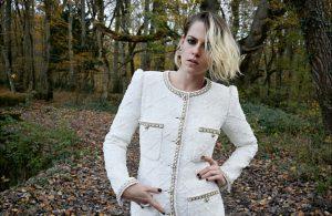 Кристен Стюарт в новой коллекции от Chanel
