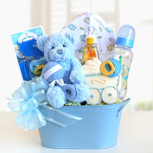 подарки мальчику новорожденному