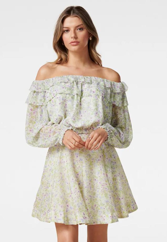 Блузка в стиле бохо от Forever New