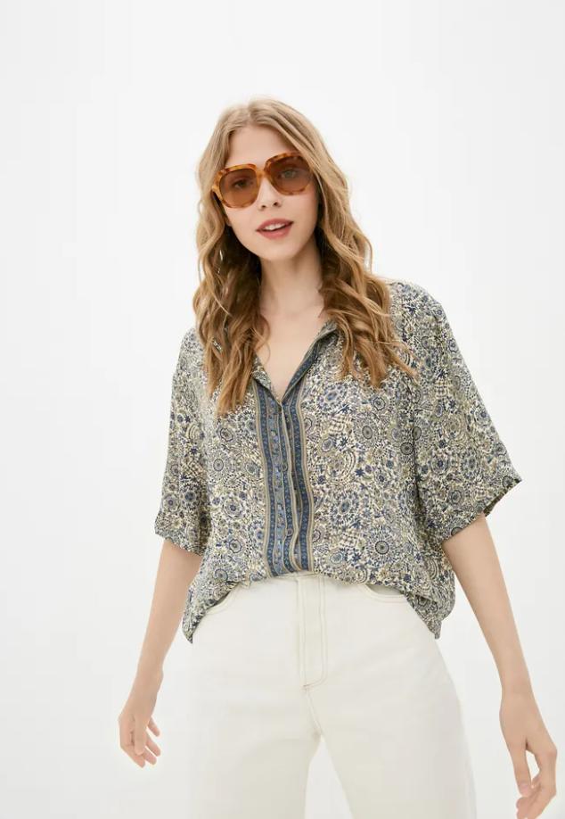Блузка в стиле бохо от Снежная королева