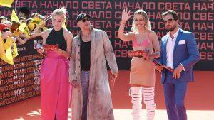 Ведущие премии МУЗ ТВ 2021