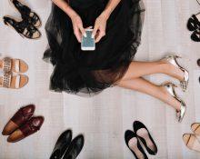 Летняя обувь, которая подходит к платьям