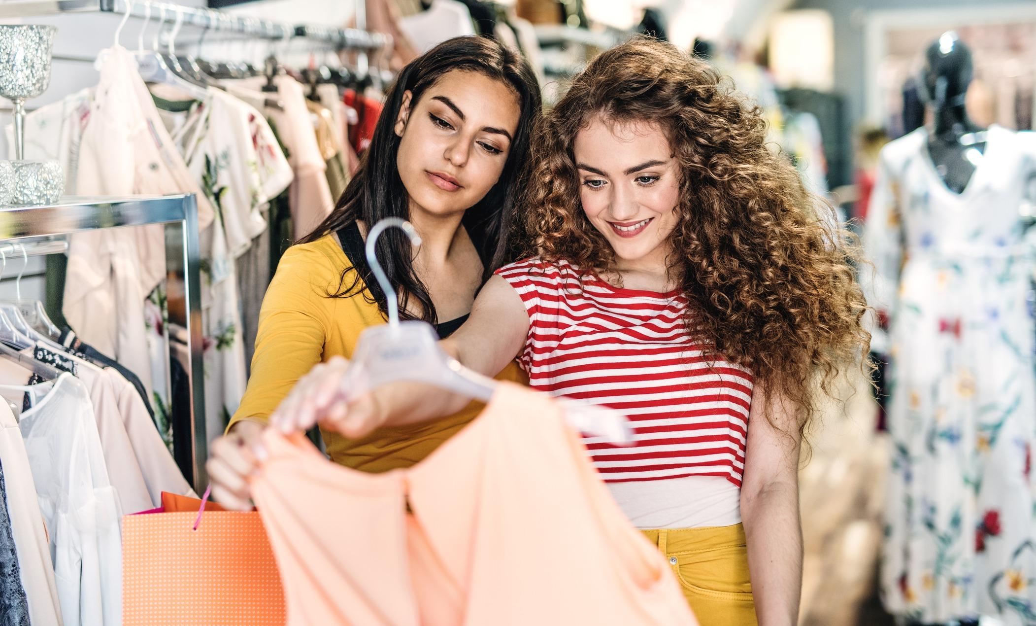 Секреты грамотной покупки одежды