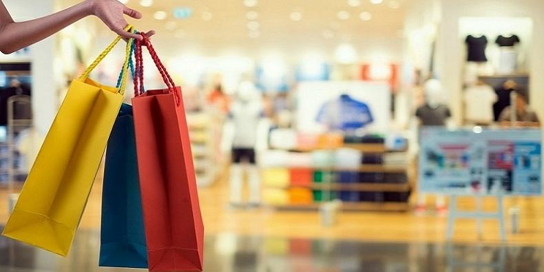 Быстрые покупки в магазинах одежды