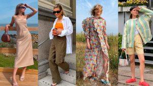 Скандинавские модницы