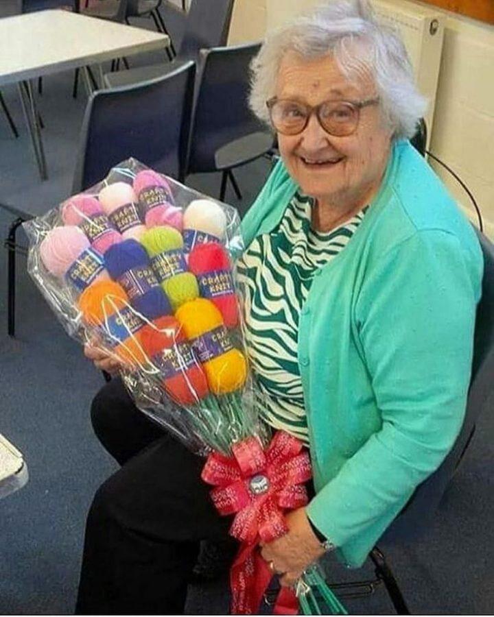 Подарок на 80 лет