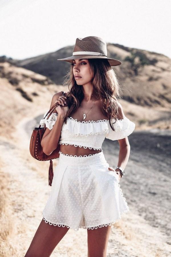 Выбор белья под летние наряды