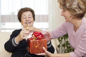 подарок на 75 лет женщине