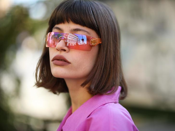 Ретро-очки снова в моде